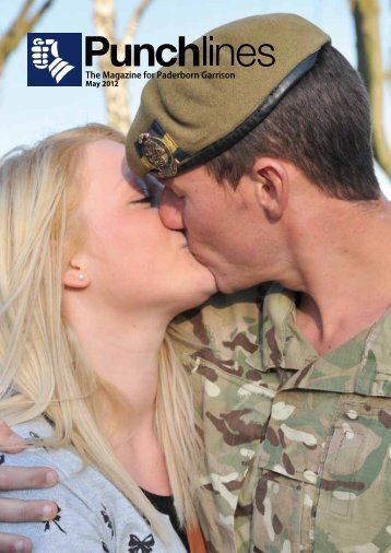 May 2012 - British Forces Germany