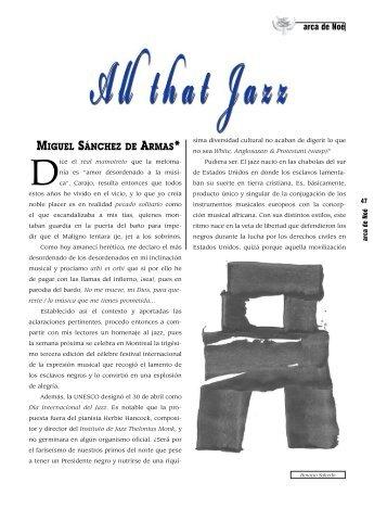 Miguel Sánchez de ArMAS - Revista EL BUHO