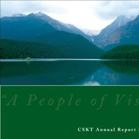 CSKT Annual Report 2007 - Confederated Salish and Kootenai Tribes