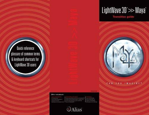 LightWave 3D>> Maya