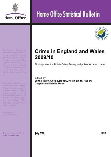 a look at british crime survey results The national crime victimization survey including series victimizations in national rates results in national crime victimization survey series: crime.