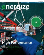 energize renewables issue 01-2011 - GL Group