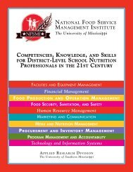 Competencies, Knowledge, and Skills for District-Level School ...