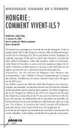Hongrie 2 - Lesite.tv pour tous