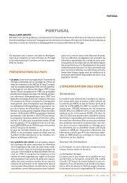 portugal - Banque de données en santé publique