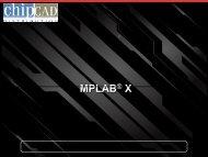 MPLAB X - ChipCAD