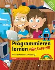 Programmieren lernen für Kinder  - *ISBN 978 ...