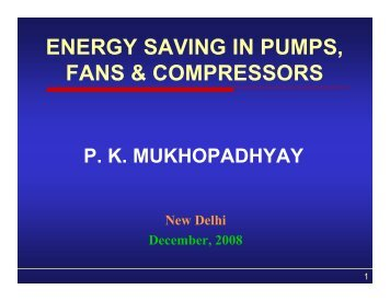 energy saving in pumps, fans & compressors - petrofed.winwinho...