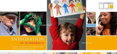 Integration - Stadt Schwabach