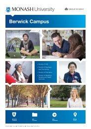 Berwick Campus - Monash University
