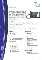 FS Fernsprech-Systeme (Nürnberg) GmbH Aastra 5300/5300ip Systemtelefone - Seite 5