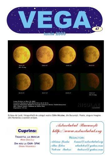 Vega 47, iun 2003