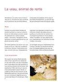 Brochure Â«Du veau - Schweizer Fleisch - Page 2