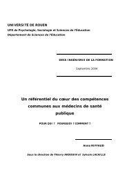 Mémoire Anne Riffaud - Banque de données en santé publique ...