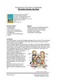 Die wilden Zwerge: Der Neue - Klett Kinderbuch