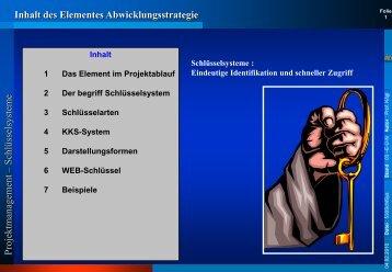 l Schlüsselsysteme - Rz.fh-augsburg.de