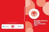 Multidisciplinaire Richtlijn Hartrevalidatie 2011 - NVVC