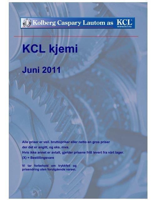 32d1b213 KCL kjemi - Kolberg Caspary Lautom AS