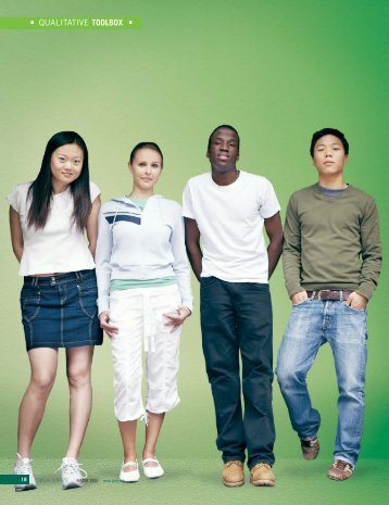 Focus Groups with Teenagers - Global Directory of Market Research ...
