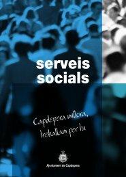 Folletó dels Serveis Socials - Ajuntament de Capdepera