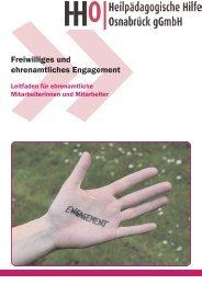 Freiwilliges und ehrenamtliches Engagement - Heilpädagogischen ...