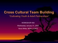 Cross-Cultural Team-Building (PDF)