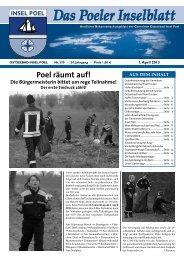 PIB - April 2013 - Gemeinde Ostseebad Insel Poel