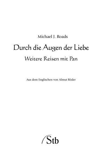 Durch die Augen der Liebe - Schirner Verlag