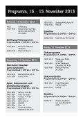 اﻟﺑرﻧﺎﻣﺞ, ١٣ اﻟﯽ ١٥ ﻧوﻓﻣﺑر ٢٠١٣ - international arab film festival zurich/iaffz - Seite 3