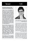 اﻟﺑرﻧﺎﻣﺞ, ١٣ اﻟﯽ ١٥ ﻧوﻓﻣﺑر ٢٠١٣ - international arab film festival zurich/iaffz - Seite 4