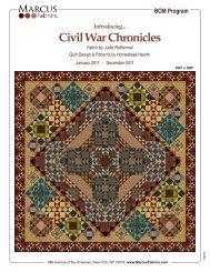 Introducing Civil War Chronicles