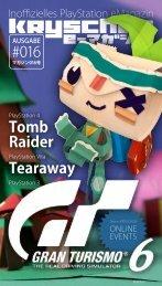 Inoffizielles PlayStation eMagazin KRYSCHEN #016