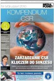 Kompendium CSR - CSR Consulting