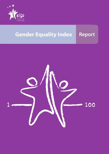 Gender Equality Index Report - European Institute for Gender ...