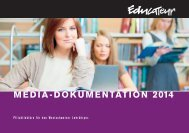 Media-Dokumentation 2013 (PDF-Datei)