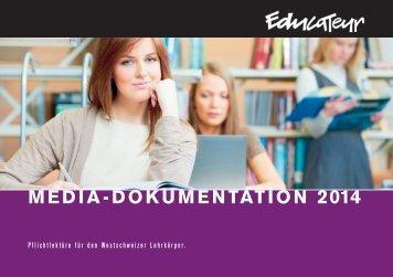 Media-Dokumentation 2013 (PDF-Datei)