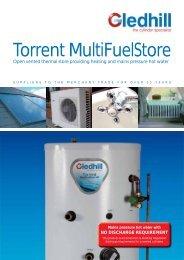 Torrent Brochure - Artizan Heating