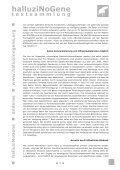 Von der Biobank zum Menschenexperiment - HalluziNoGene - Seite 3