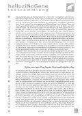 Von der Biobank zum Menschenexperiment - HalluziNoGene - Seite 5