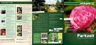 """""""Grüne"""" Köpfe und Hände Veranstaltungen Juni ... - Park der Gärten"""