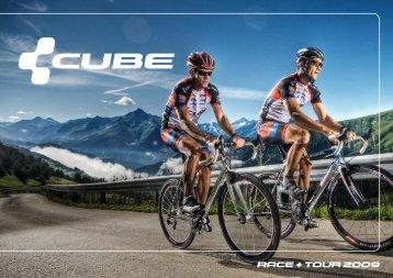 RACE + TOUR 2009 - BikeNet.cz
