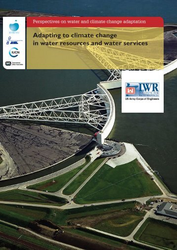 Perspectives on Water and Climate Change Adaptation • 15 • Water ...