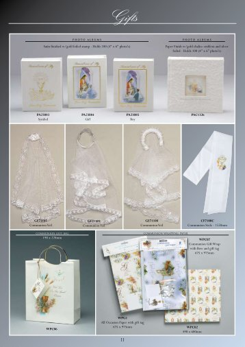 WPC06 WPC02 490 x 680mm WPG1 All Occasion Paper with gift ...