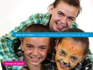 Better off in Salford | A strategy to end family poverty and improve life ...