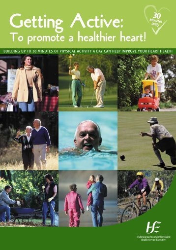 Getting Active for a Healthy Heart - Get Ireland Active