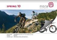 nora pure sports - Bike-Gruppe