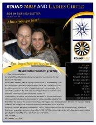 Newsletter 4 2011-2012 RT/LC - Ladies Circle International