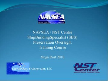 SBS Training Course - NST Center