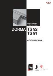 TS 91 92 Contur design - Sinai