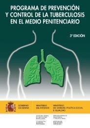 Programa de prevención y control de la tuberculosis en el medio ...